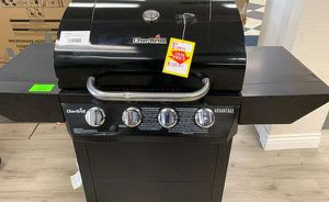 Brand New Black Char-Broil BBQ Grill! CH8 for Sale in Cedar Park, TX
