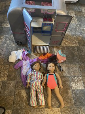 American girl doll lot for Sale in San Leandro, CA