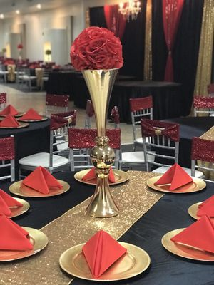 Rent, decorations and service for Sale in Houston, TX