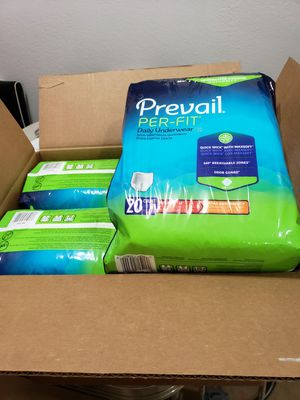 PREVAIL 4med bags for Sale in Las Vegas, NV