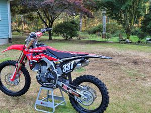 2020 CRF450R for Sale in Port Orchard, WA