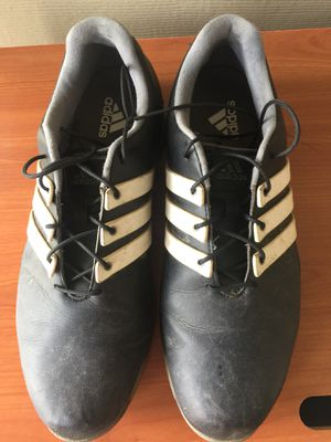 Adidas golf shoes size 12 must sell for Sale in Modesto, CA