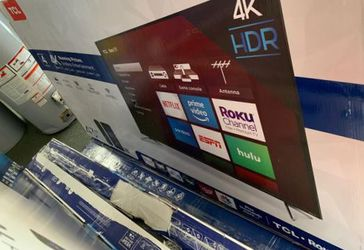 """TCL ROKU SMART TVS (32"""" and 43"""") prices vary 3A for Sale in Los Angeles,  CA"""