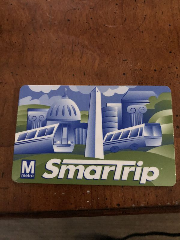1MONTH SMART TRIP CARD