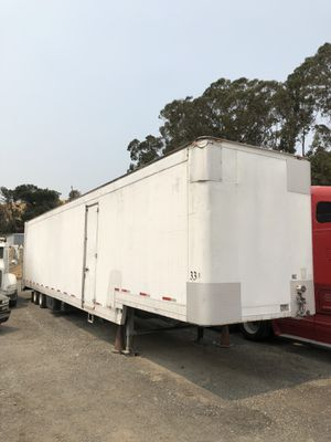 6 car enclosed trailer for Sale in HILLTOP MALL, CA