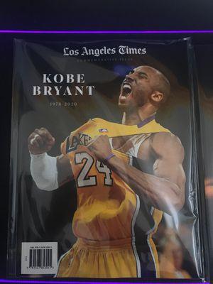Kobe Magazine (ESPN & LA Times) for Sale in Cerritos, CA
