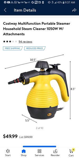 Steam multipurpose vacuum for Sale in Miami, FL