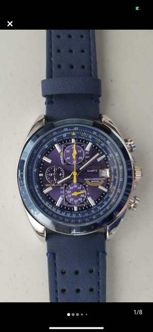 WATCH MENS CITIZEN BLUE ANGELS FATHERS DAY IS AROUND THE CORNER for Sale in Tarpon Springs, FL