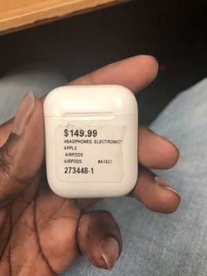 Headphones, Electronics Apple AirPods .. Negotiable for Sale in Baltimore, MD