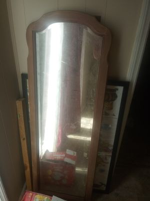 Antique mirror from old vanity for Sale in Columbia, SC