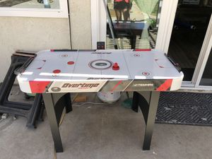 Kids air hockey table for Sale in San Marcos, CA