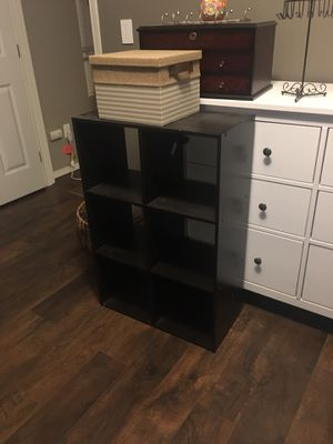 Small black storage unit for Sale in Puyallup, WA