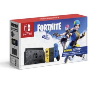 Nintendo Switch, Fortnite package for Sale in Silver Spring, MD