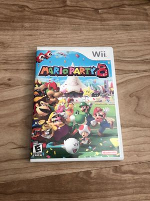 Mario Party 8 for Wii for Sale in Renton, WA