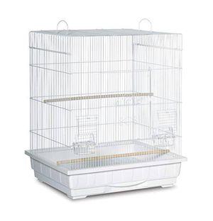 "NEW Prevue Hendryx Square Top Parakeet KEET/TIEL Bird Cage 25""Lx21""W for Sale in Walton, KY"