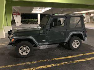 1997 Jeep Wrangler for Sale in Santa Ana, CA