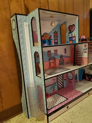 Lol suprise doll house for Sale in Bloomingdale, IL