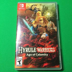 Hyrule Warriors Age Of Calamity for Sale in San Jose, CA