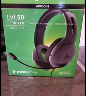 Xbox One Wired headphones BRAND NEW for Sale in Oklahoma City, OK