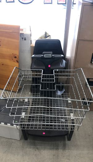 Amigo motorized shopping cart for Sale in East Carondelet, IL