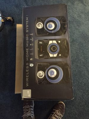 Wireless Stereo System (out the box) for Sale in Cleveland, OH