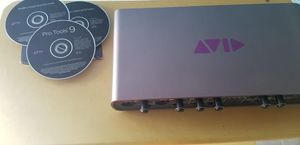 Avid Mbox Pro High Resolution 8*8 audio interface for Sale in Queens, NY