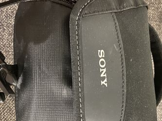 Sony Camera Bag for Sale in Long Beach,  CA