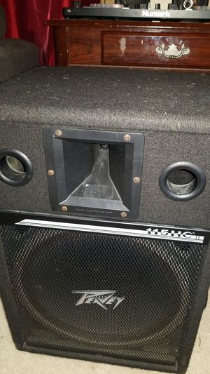 Peavey and a tr speake for Sale in Renton, WA
