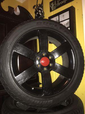 "20"" Trail blazer ss wheels for Sale in Houston, TX"