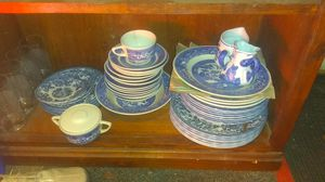 Antique fine China set for Sale in Durham, NC