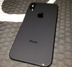 iPhone X 64GB like new condition. Only 10 months old. for Sale in Bellevue, WA