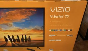 """VIZIO - 70"""" Class - LED - V Series - 2160p - Smart - 4K UHD TV with HDR for Sale in Saint Charles, MD"""