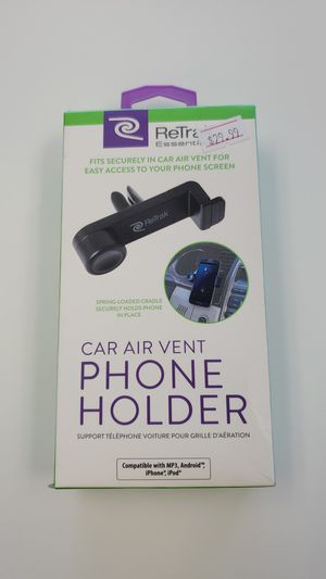 ReTrak Essentials Car Air Vent Phone Holder for Sale in Silver Spring, MD