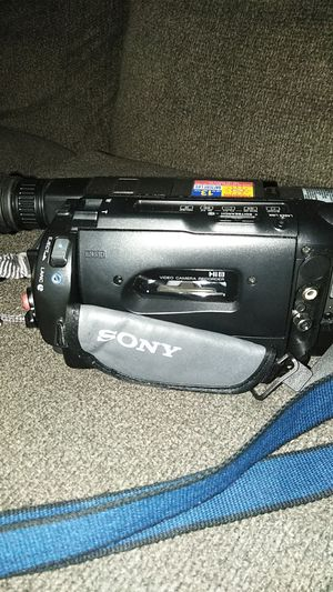 Sony camcorder for Sale in Aberdeen, WA