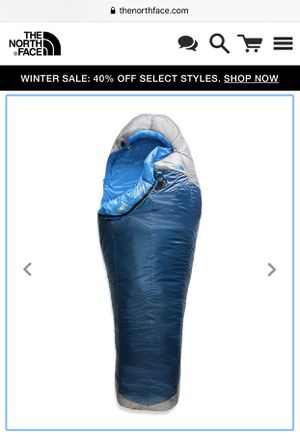 North Face CAT'S MEOW Sleeping Bag for Sale in Fort Worth, TX
