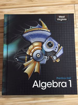 Prentice Hall Algebra 1 Textbook West Virginia Edition for Sale in Hagerstown, MD