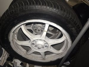 Rims 5lugs universal for Sale in Columbus, OH