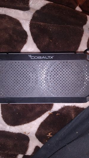 COBALTZ bluetooth speaker for Sale in Lake View Terrace, CA
