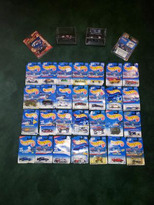 (NWT) 90's Hot Wheels Collectable toy cars for Sale in Haddam, CT