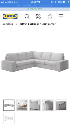 Couch Sectional for Sale in Tampa, FL