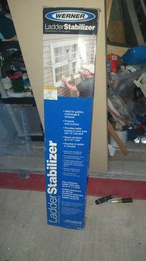 Werner ladder stabilizer for Sale in Austin, TX