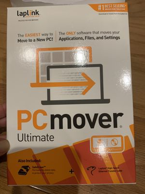 PC MOVER BRAND NEW NEVER OPENED for Sale in Holiday, FL