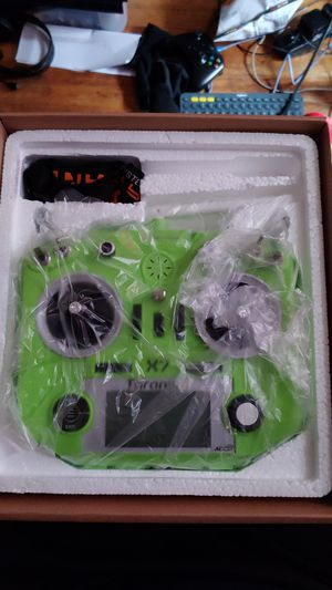 Radio Controller - FrSky 2.4ghz ACCST Taranis Q X7 for Sale in Laurel, MD