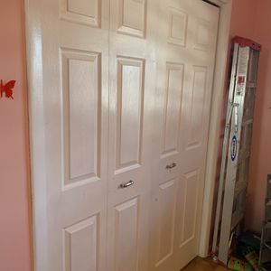 Closet door 58 opening for Sale in Franklin Park, IL