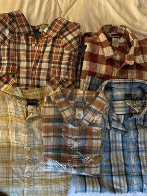 Xxl Patagonia shirts for Sale in Kirkland, WA
