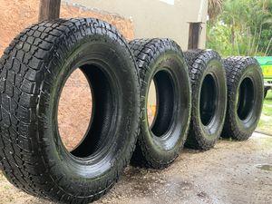 Nitto terra grappler tires for Sale in Oakland Park, FL