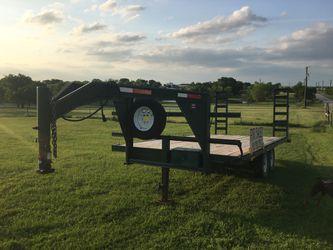 Gooseneck trailer for Sale in Sanger,  TX