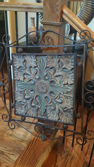 Metal Decorative Wall Art for Sale in Snellville, GA