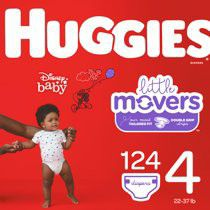 Huggies little movers sz4 for Sale in Glendale, AZ