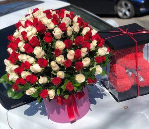 Roses rosas arrangement for Sale in Fontana, CA